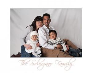 Solorzano Family