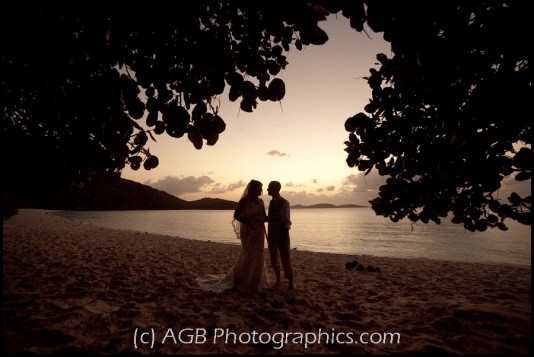 St John, Virgin Islands Wedding { Melody + John }